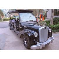 Buy cheap 6 passenger electric sightseeing classic old vintage car from wholesalers