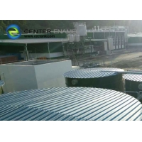 Buy cheap 50000 Gallons Glass Lined Steel Tanks For Industrial Effluent Process product
