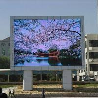 Buy cheap SMD P16 Outdoor Full Color LED Display Screen 1R1G1B 6500K , Commercial LED Display product