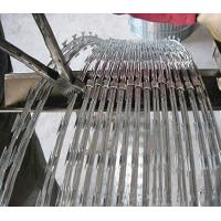 Buy cheap 45cm 50cm Stainless Steel Barbed Wire Alternative For Airport Security Fence product