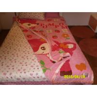 Buy cheap Pure Silk Blanket With 100% Cotton , Double Printed Raschel Blanket product