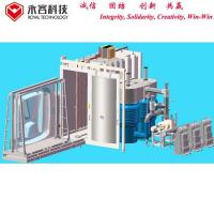 Buy cheap PC Mirrors, Glass Aluminum Mirror  PVD vacuum metallizing Machine product