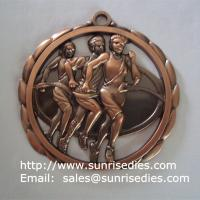 3D hollow medals and medallions