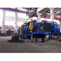 Buy cheap 25MPa Working Pressure Portable Baler , Bale size 800*700mm product