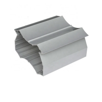 Buy cheap 6061 T5 Industry Building Anodized Aluminum Extrusions product