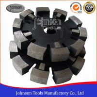 Buy cheap 125mm Tuck Point Diamond Blades For Grooving Medium To Extra Hardness Concrete product