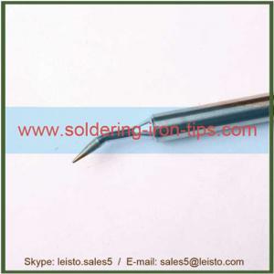 Buy cheap HAKKO T12-JL02 soldering tips for FX-951/FX950/FM-203 soldering station, T12 Series tips product