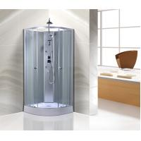 Buy cheap Professional Curved Corner Shower Units ,  850 X 850 Quadrant Shower Enclosure product