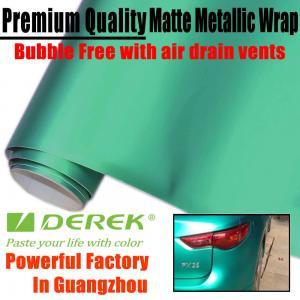 Buy cheap Matte Metallic Car Wrapping Films - Matte Metallic Tiffany Blue product