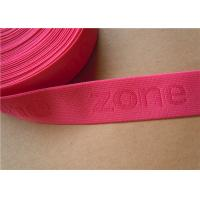 Buy cheap Pink Elastic Webbing Straps product