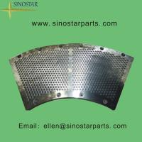Buy cheap paper machine screen plate product