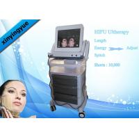 Buy cheap Medical Face sculpting High Intensity Focused Ultrasound Machine 800W product