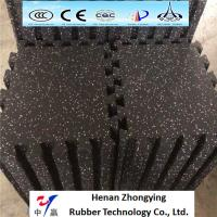 Rubber Flooring Products Online Wholesaler Hnzyxj - How to clean interlocking rubber floor tiles
