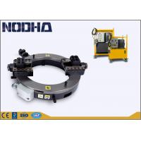 Buy cheap High Speed Portable Pipe Cutting Machine With Hydraulic Driven product