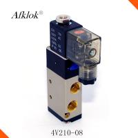 Buy cheap Electronic Pneumatic Flow Control Valve , Pneumatic Directional Control Valves product