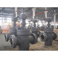Buy cheap Wear - Resistance 10000psi AA - HH Metal Seal Expanding API 6A Gate Valve product
