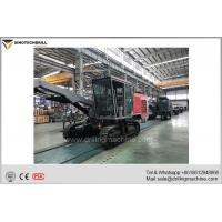 Buy cheap 194Kw  Down The Hole Drill Rig Machine 21m Depth 115mm Drill Diameter product