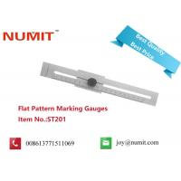 Buy cheap 200mm Measuring Tools And Instrument Flat Pattern Marking Gauges product