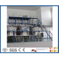 Buy cheap Manufacturing Drinks Soft Drink Machine For Soft Drink Manufacturing Plant product