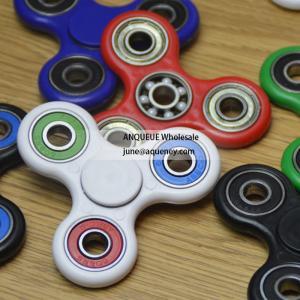 Buy cheap Wholesale Torqbar finger spinner Pepyakka hand spinner Plastic 4 Bearings fidget spinner from ANQUEUE product