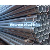 Quality Galvanized Seamless Line Pipe Carbon Steel Seamless Welded Pipe ISO Certificatio for sale