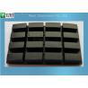 Buy cheap Black Conductive 16 Keys Matrix 50 Degree Silicone Rubber Keypad from wholesalers