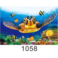Buy cheap High Definition 3D Lenticular Pictures Gloss Or Matte Varnish Surface product