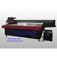 Buy cheap Wide Format 3200 x 2000 mm Flatbed UV Printer Machine With Vcuuming Platform product