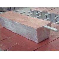 Buy cheap Sacrificial Magnesium Anodes Cathodic Protection For Installation On Waterworks Line product