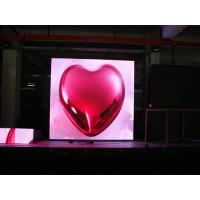 Buy cheap SMD 3528 6mm Rental LED Screen Signs For Advertising 50Hz 192*96mm product