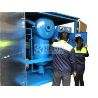 China Fully enclosed trailer movable transformer oil processing machine, dustproof and rainproof, easy to transport on sale