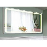 Buy cheap Backlit Mirror Led Tv Wifi Supported Silver Color With High Image Clearity product