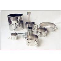 Buy cheap High Temp Resistant Mica Insulated Band Heaters Of Extruder , Aluminum Alloy product