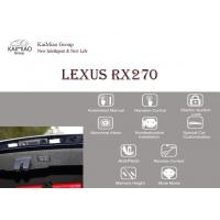 Buy cheap Lexus RX270 all series Car Electric Tailgate Lift with electric tailgate lift assist System from wholesalers