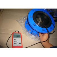 Buy cheap Double Flanged Lug Type Butterfly Valve , Industrial Butterfly Check Valve from wholesalers