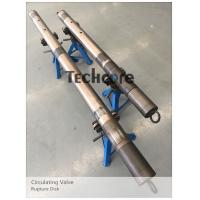 Buy cheap Oil Well Downhole Testing Rupture Disk Safety Circulating Valve Full H2S product