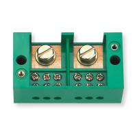 China Single - phase metering box perfect insulation terminal Block Connector FJ6 / HY2 series on sale