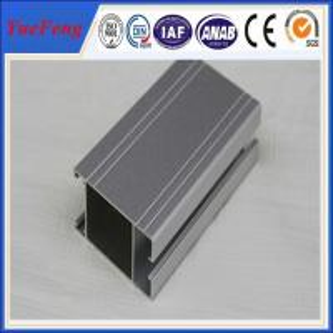 Buy cheap double sliding door window aluminum profiles product