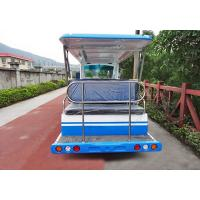 Buy cheap Square Amusement Park Electric Tractor , CE Electric Sightseeing Vehicles from wholesalers