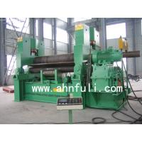 Buy cheap Hydraulic plate rolling bender ; NFL brand W11S-30*3000 Hydraulic bending machine product
