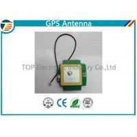 Buy cheap Internal Patch Active High Gain GPS Antenna For Mobile Phones TOP-GPS-AI07 product