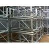 Buy cheap Mast Building Construction Hoist Parts Customized Color Painting product