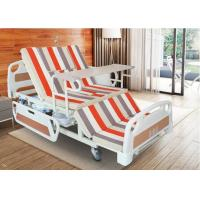 Quality ABS Side Rails Manual Adjustable Bed 250KG Load Capacity 5 Function for sale