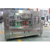 Buy cheap Combi Rotary Non Carbonated Water Bottle Filling Machine , Plastic Bottling Equipment product