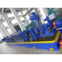 Buy cheap Q195 / Q235 Straight Seam Welded Tube Mill Line ZG165 High Precision product