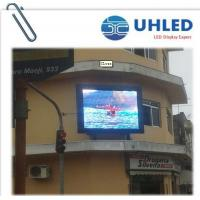 Buy cheap High Resolution Outdoor LED P8 Advertising Screens , DIP 3 In 1 LED Display from wholesalers