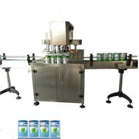 Buy cheap Factory Tin jar can capping machine can seamer,Aluminum cap sealing machine can capping machine product