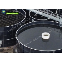 Buy cheap Enamel Coating Portable Glass Lined Water Storage Tanks For Agricultural product