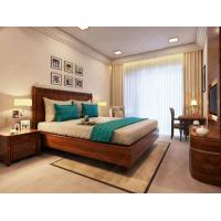 Buy cheap Modern 3 - 5 Star Hotel Furniture Sets With Wood Panel or Laminate product
