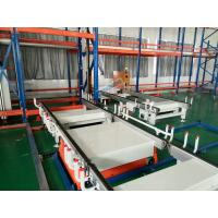 Quality Q235 Steel Mobile Conveyor System Shuttle Replacement For The Freezers for sale